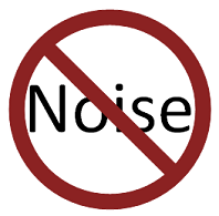 the word noise struck-out